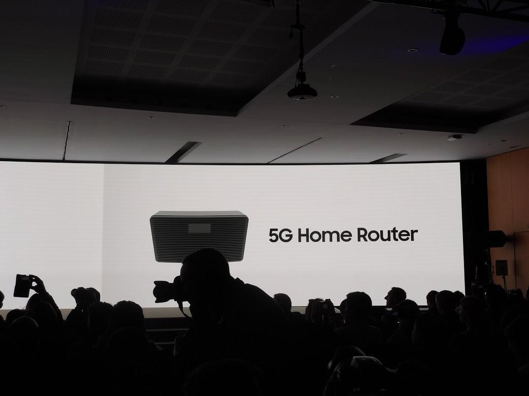 Samsung Home Modem
