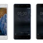 Nokia 6, Nokia 5, Nokia 3 Launched in India