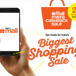 Paytm Mall Mera Cashback Sale to offer up to 20% cashback
