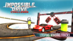 Impossible Driving Game