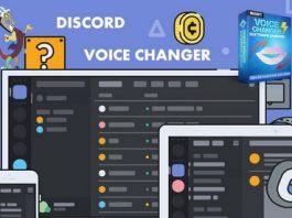 Discord Voice changer