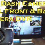 "Hyton Front And Rear Dual Dash Camera ""Best Dash Cam"""