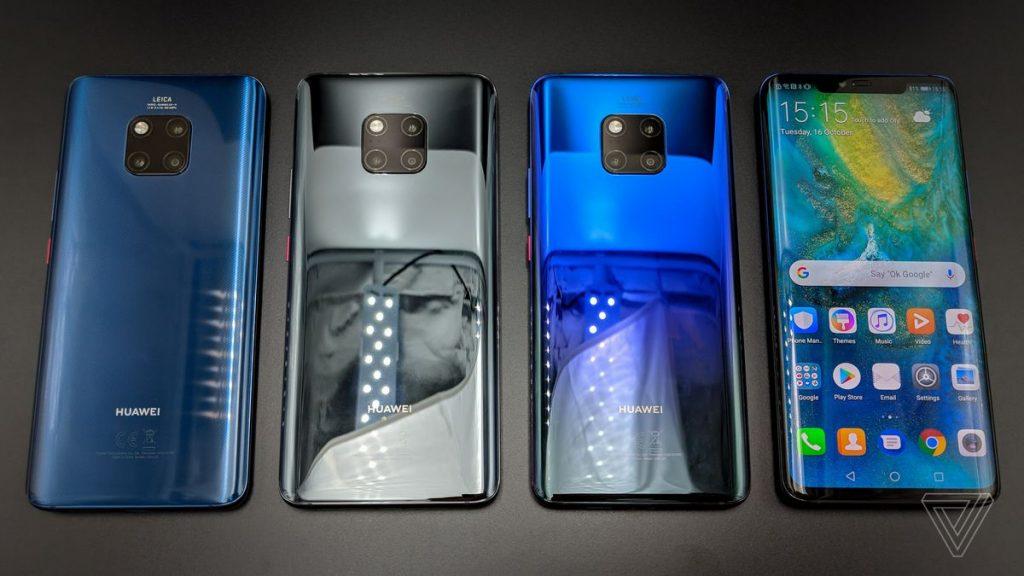 Huawei Unveils HUAWEI Mate 20 Series - Techlustt