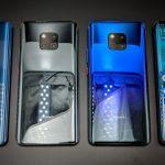 Huawei Unveils HUAWEI Mate 20 Series