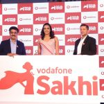 P V Sindhu launches Vodafone Sakhi, a unique safety service for women