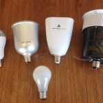 Buy and use the smart LED Light Bulb with Bluetooth speaker