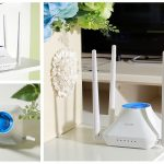 Tenda introduces style with speed in the new   300Mbps Wi-Fi Router, Tenda F6