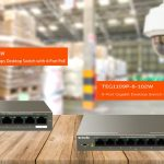 Tenda targets the Surveillance Industry, introduces two new PoE Switches