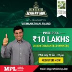 MPL to host India's largest Digital Chess Tournament MPL Chess Mahayudh