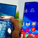 Oppo shows off dual-curved 'Waterfall Screen' technology