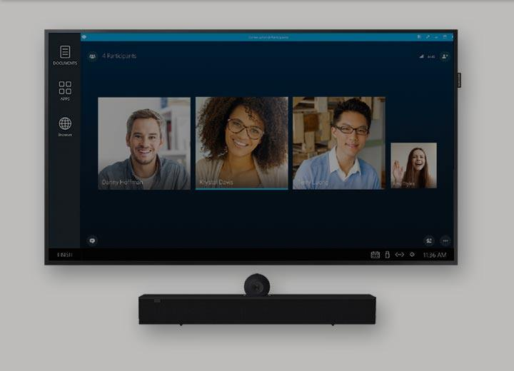 Image result for Samsung HARMAN huddle space solution