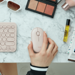 Logitech Announces Launch of Logitech Pebble Wireless Mouse M350