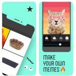Meet Whale; A meme creation app by facebook