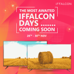 iFFALCON Days on Flipkart to offer impressive discounts on AI Android TVs