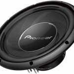 Pioneer India Introduces Conical Subwoofer with Rubber Surround