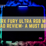 HyperX Fury Ultra RGB Mouse pad review- A Must Buy
