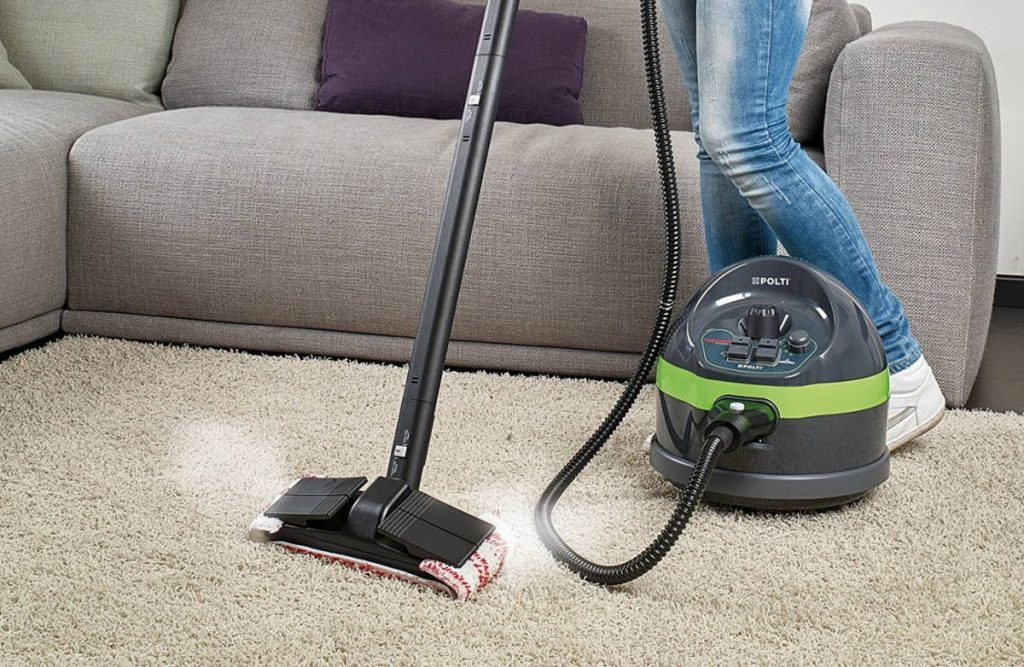 Can A Steam Mop Be used On Carpets