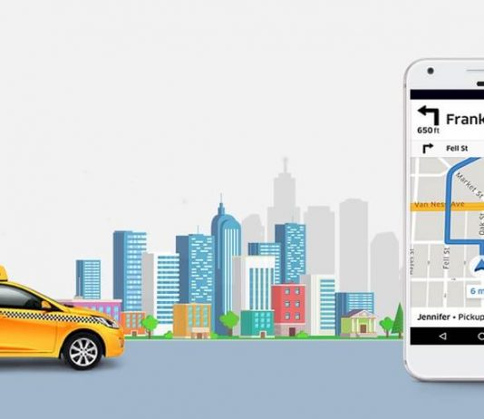 How to Develop a Taxi App