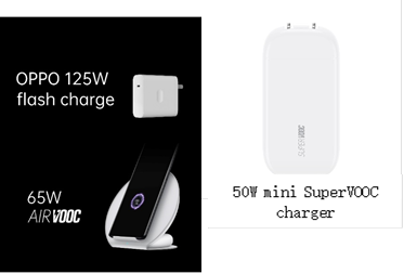 OPPO launches 125W flash charge