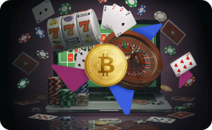 Cryptocurrency Casinos - Revolutionary Way to Gamble Online #cryptocurrency #crypto #bitcoin #btc #casino #gambl… | Casino games, Casino slot games, Gambling sites