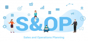Six key aspects of sales and operations planning