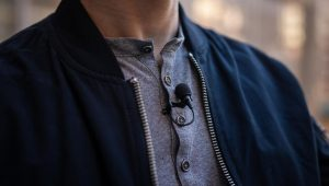 Discreet and effective: the XS Lav mics will improve audio quality and provide a professional look and feel
