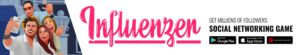 Gamestacy Partners With Beamable to Launch a New Social Mobile Game 'Influenzer'
